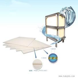碧水源mbr污水处理平板膜 不积毛发通量大更节省了占地面积35�O