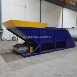 翰德 养殖场病死动物无害化处理设备 动物尸体原料输送仓 质优价廉 HDWLLC-04
