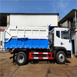 翻斗式 粪便5方8吨10吨12吨粪污运输车-牛场粪污便运输车单价