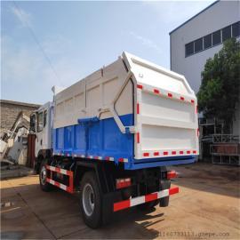 畜禽粪污运输车,15-20立方禽畜粪便收集车