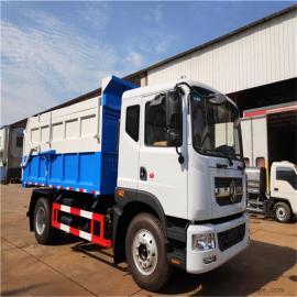 国六来了10立方粪污运输车-12吨粪便运输车配置