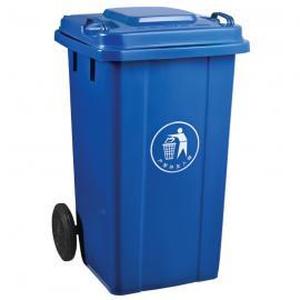 绿华lvhua物业环卫垃圾桶现货 小区物业塑料分类垃圾箱生产厂商lh-01
