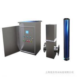 竞舟电动雨水弃流装置,雨水回收利用系统JZQL-300、200、400、100