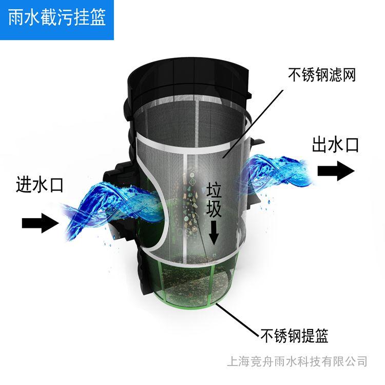 �舟 雨水收集系�y雨水�^�V器 JZRF
