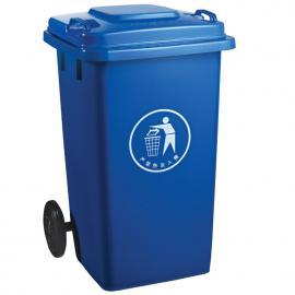 分类塑料加厚垃圾桶-环卫保洁分类果皮箱果壳箱加工定制企业