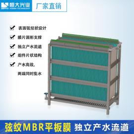 弦�y平板膜 MBR平板膜�M件 �Y合中空�w�S膜���莸��新型混合膜 CMS-Ⅰ-6-15