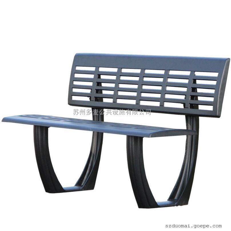 公园椅 塑木椅子 定制商