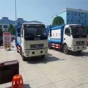 东风 热销 二手8-10方压缩垃圾车 图片 STM