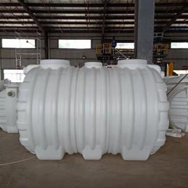绿明辉 密封农村厕改2立方塑料化粪池 厂家直销