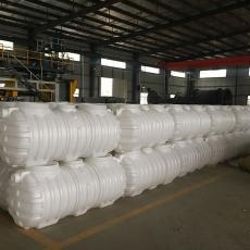 绿明辉 1.5立方成品进口PE料三格一体化粪池 厂家直销
