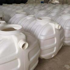 绿明辉 PE耐腐蚀1立方三格式化粪池 厂家直销