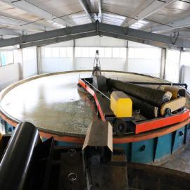 贝特尔生猪屠宰污水处理设备 浅层气浮机设备 占地少 使用范围广