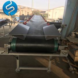 兰江 皮带输送机 移动式输送机 pds