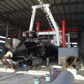 金盟 尾矿库大型清淤设备功率参数 12寸