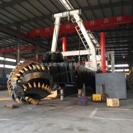 金盟 高效率的绞吸式挖泥船配置介绍 8
