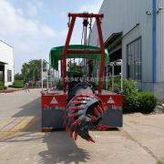金盟 尾矿库清淤用那种设备 清淤机械定制 8寸