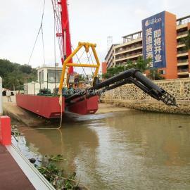 金盟 泰国大型高配抽沙船工厂直营出口 14寸
