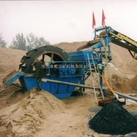 金盟 洗沙机工厂生产车间图片 50