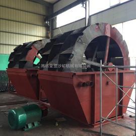 金盟 矿山机械洗沙设备 高效洗沙机生产商 50t