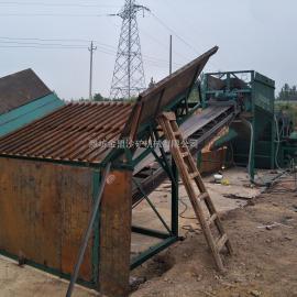 金盟 风火轮洗沙机高品质工厂生产 50t