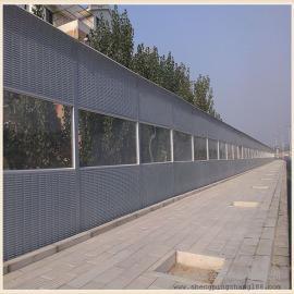 喜振 桥梁声屏障安装 定制生产桥梁隔音屏障 隔声屏障 684