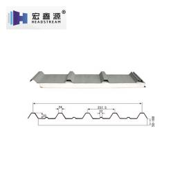 岩棉复合板板型定制 比同行耐用30年 宏鑫源 75*950