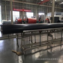 合纵 超高分子量聚乙烯管道 超高耐磨管道