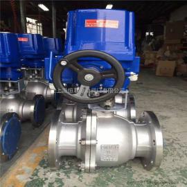 电动球阀Q941F、Q941Y 型 PN16~PN63 Q941Y 型 PN16~PN63 浮动硬密封电动球阀