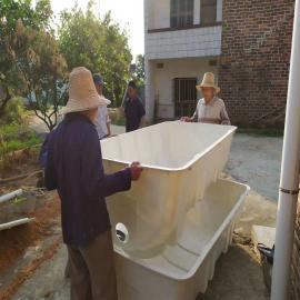 抗冲击玻璃钢净化沉淀池10立方化粪池泽润