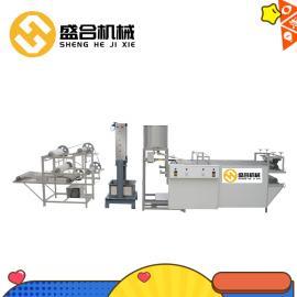 盛合 新型全自动豆腐皮机 大豆制品机械设备 sl-100
