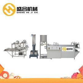 盛隆小型豆腐皮机器 全自动豆制品生产设备