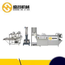 全自动豆腐皮机商用 大型商用豆制品机械设备