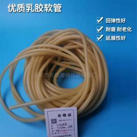 华玻高弹性橡胶软管 乳胶管6*9 止血带 弹力管 拉力管绳 30米/包HB-R5201