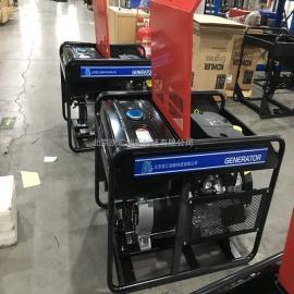 凯汇成 美国科勒动力 车载便携式发电机 20kw 单相 电动 KL1200