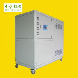 QX-10W 机械手焊接降温工业冷水机 青金制冷