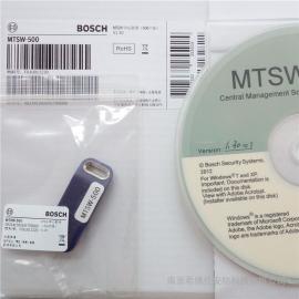 博世 MTSW-500 报警接收中心软件适配7400系列主机