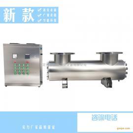 仁创 二次供水管道式紫外线消毒器水处理净化消毒装置 RC-UVC-720