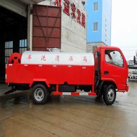 污水清洁 疏通下水道 清洗吸污车二手10方吸污车AM5246GFRF