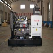 凯汇成 30kw 华源动力 全铜无刷电机 自启动自切换柜 独立油箱 HY-30GF