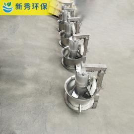 潜水回流泵安装流程 QJB-W 兰江