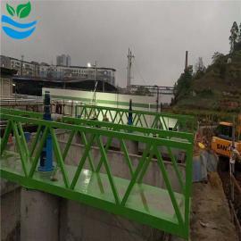 中心驱动半桥式刮吸泥机ZBGN兰江