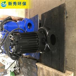 潜水排污泵结构特点 兰江 WQ