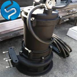 兰江 单相潜水铰刀泵MPS75-2h