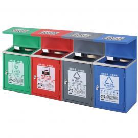 景区果皮箱-公园分类垃圾桶-旅游景点垃圾桶制品厂