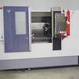 沈阳车床 数控车床 智能控制i5T3.3全自动排刀机床