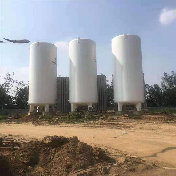 中杰 20立方液氮储罐、期待来电 CFL-20/0.8