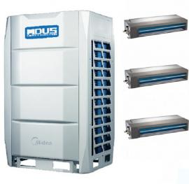 美的 大型多联机商用中央空调MDVS 美的空调MDV-V系列