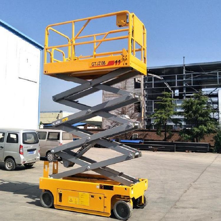 佰旺牌 SJZJ 高空作业用全自行升降机