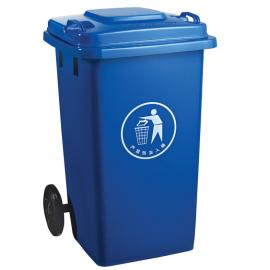 240L升加厚塑料垃圾桶-宝应市政分类脚踩果皮箱厂商