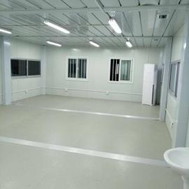汇众达负压隔离病房建设与装修HZD